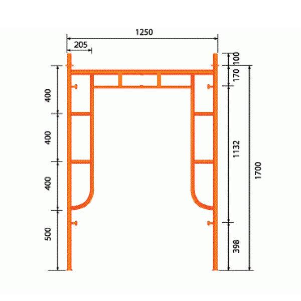 Gian-giao-khung-son-dau-1.7-m