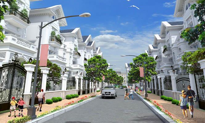 Cityland Park Hills - Lotte Mart Gò Vấp - Giàn Giáo Trần Gia